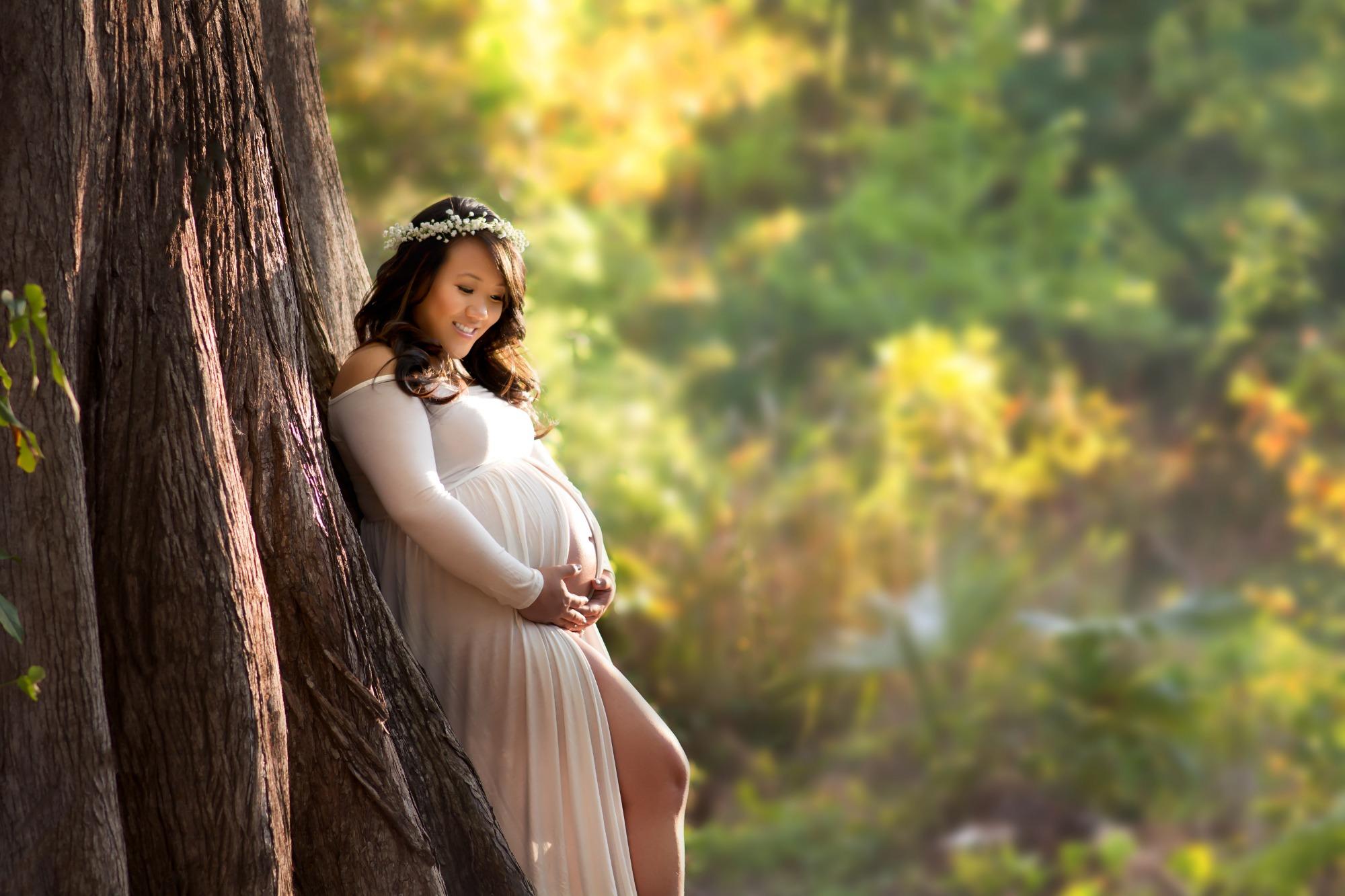 orlando maternity photography